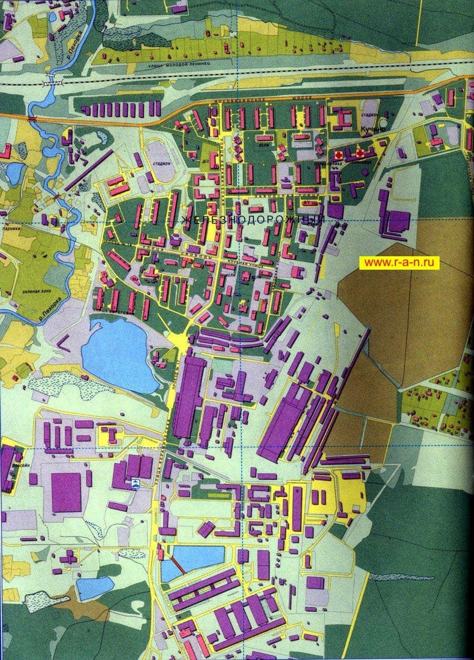Недвижимость в Подмосковье Носовихинское шоссе
