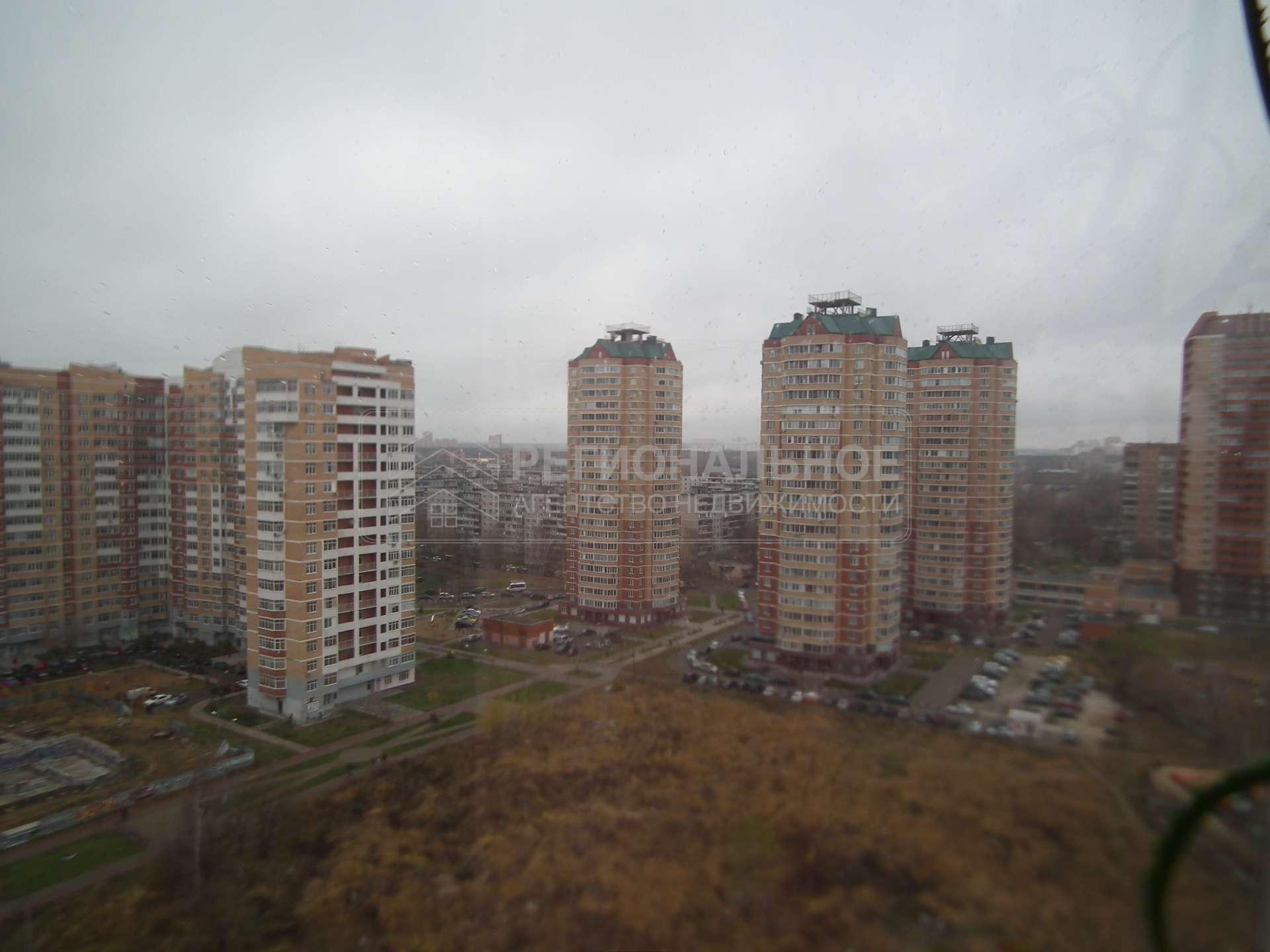Новвые дома в Балашихе на ул.Твардовского