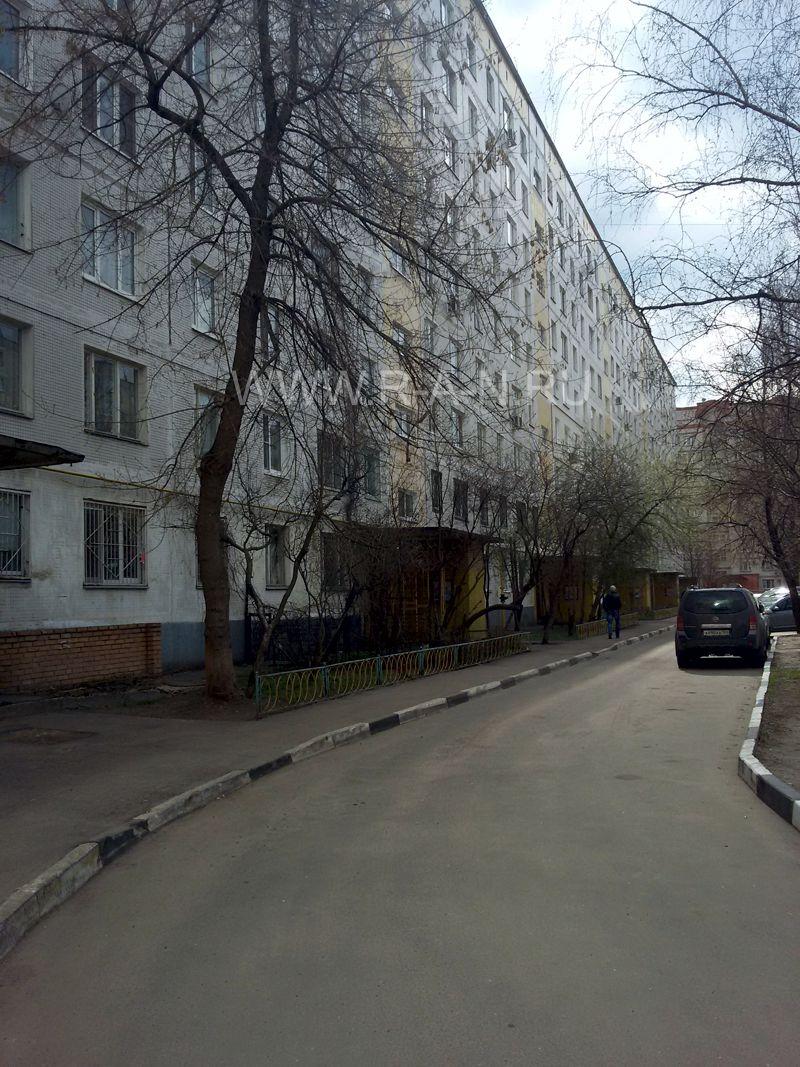 Типичный Балашихинский двор